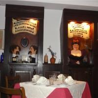 Любимцы посетителей ресторана