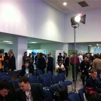 Общение участников Инфоконференции 2012