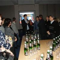 Андрей Полищук и Ларри Лоик открывают вечеринку-2