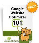 Google Website Optimizer 101: краткое руководство пользователя по оптимизации уровня конверсии сайта